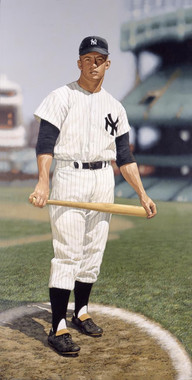 Baseball legend Mickey Mantle Recipient