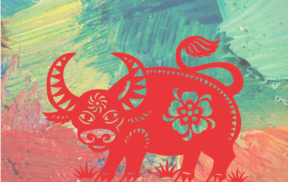 """Feng Shui Lucky Days Calendar of the Year 2021 """"The Metal OX"""""""