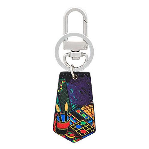 Scholastic Amulet Keychain