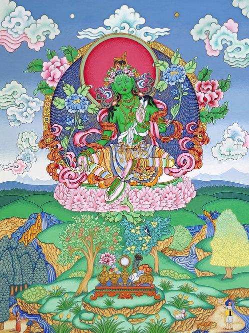 "GREEN TARA BLESSING CEREMONY ""PUJA"""