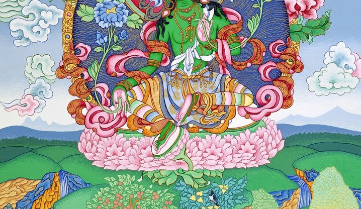 "GREEN TARA BLESSING CEREMONY ""PUJA"""