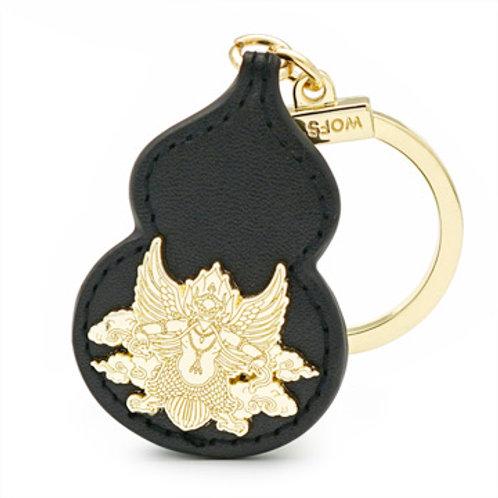 Garuda Health Amulet Keychain