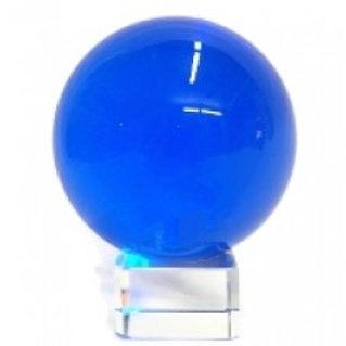 Powerful Blue Sphere