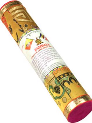 Zambala Prayer Ceremony Incense