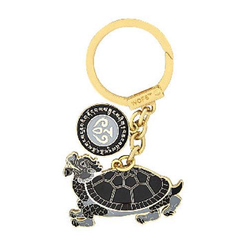Black Tortoise Lunar Keychain