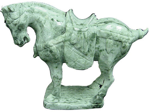 Tan Jade Color Horse