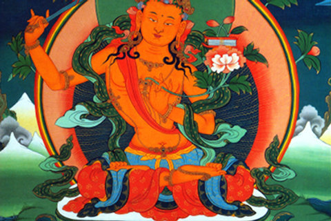 "MANJUSHRI BLESSING CEREMONY ""PUJA"""