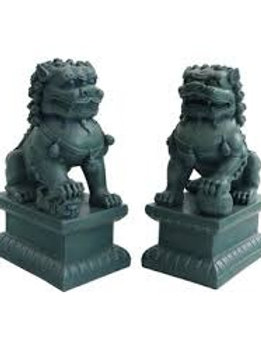 Fu Dog Jade