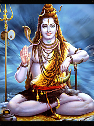 """LORD SHIVA BLESSING CEREMONY """"PUJA"""""""