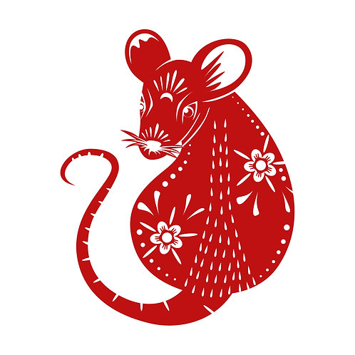 "Feng Shui Astrology Chart for 2020 ""The Year of the Metal Rat"""