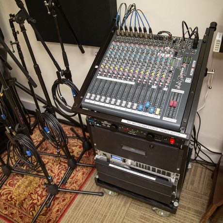 Studio B PA system
