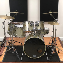 Yamaha Birch Custom Absolute 6pc Drum Kit