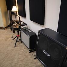 Studio B guitar amps