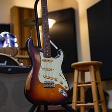 Strat Relic 3-Tone Sunburst
