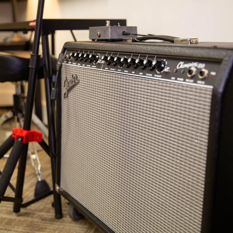 Fender 2x12 combo amp