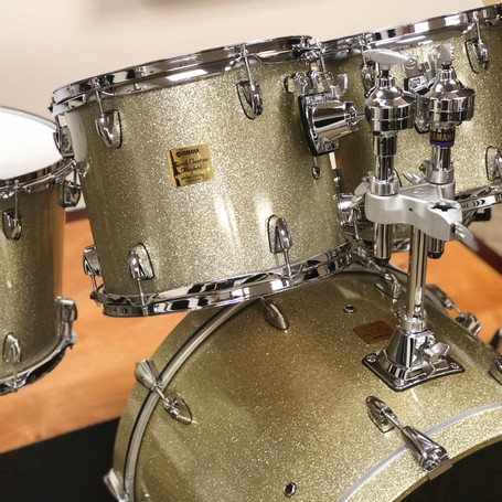 Yamaha Birch Custom Absolute Toms
