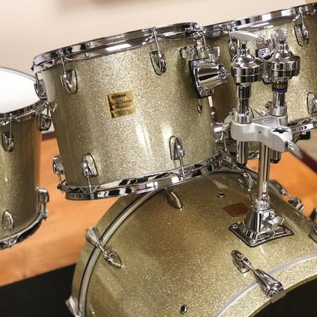 Yamaha Birch Custom Absolute Toms