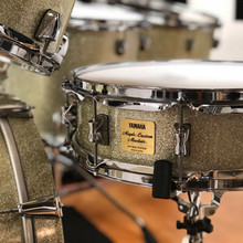 Yamaha Birch Custom 14x5 snare drum