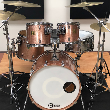 Yamaha Maple Custom Absolute 5pc Drum Kit