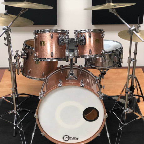 Yamaha Maple Custom Absolute 5pc Drum Kit