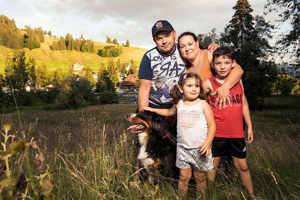 Familie, Fotoshooting, Fotografie, Fotograf, Outdoor, Studio, Berger, Roger, Photography, Einsiedeln, Schwyz, Schweiz,