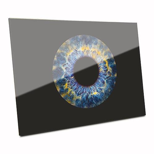 Iris Fotografie, Iris Foto, eine Person, Acrylglas, Berger Roger Photography, Fotoshooting