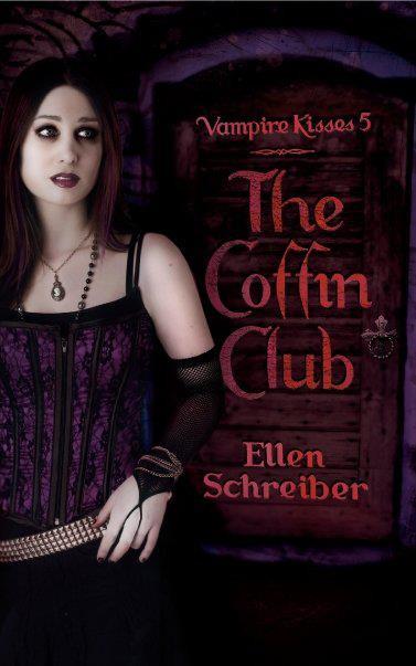 The Coffin Club - Book Cover