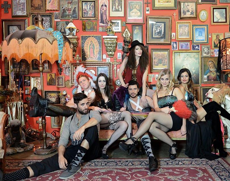 Behind Closed Doors: A Second-Class Cabaret