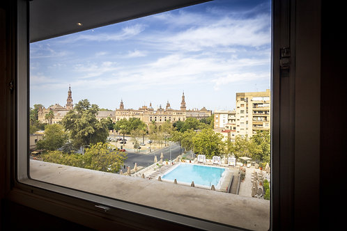 Sevilla Window, 2019