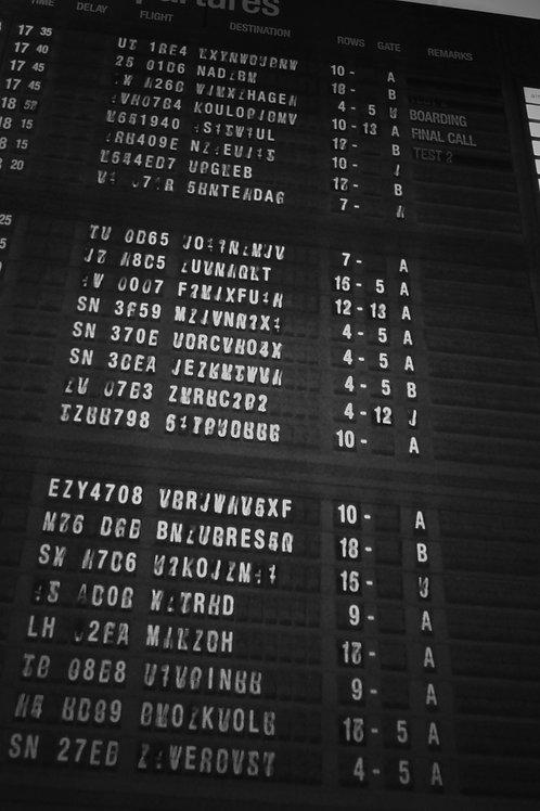 Brussels Airport, BELGIUM 2015