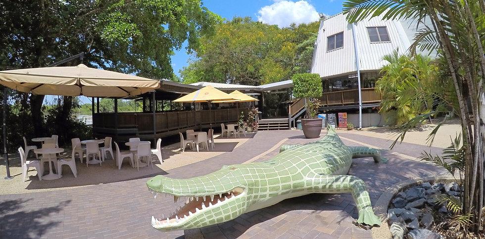 Jumping Crocodile Cruises