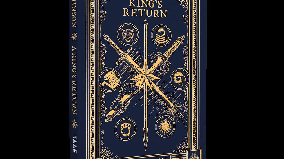 A King's Return (Paperback)