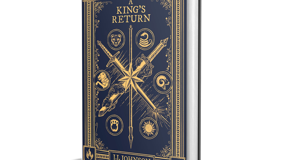 A King's Return (Hardcover)