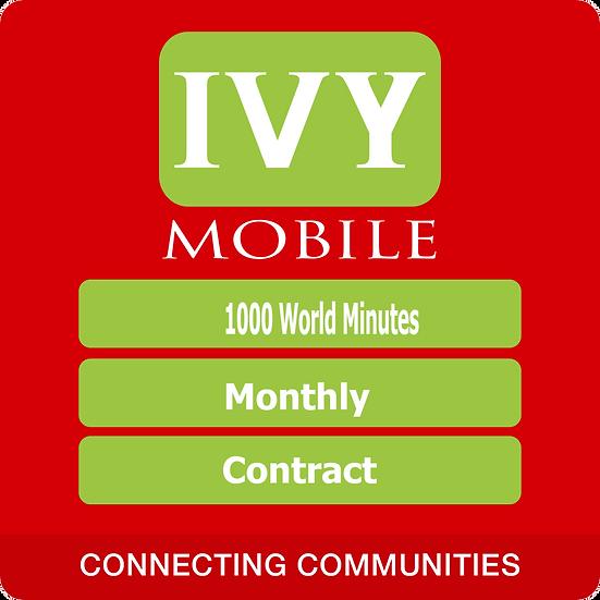 1000 World Minutes