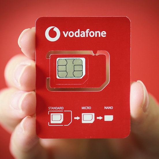 36GB Vodafone Mobile Broadband 1 Month rolling contract