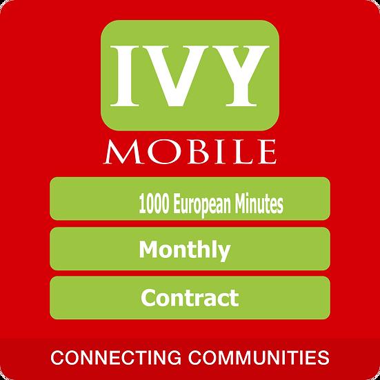 1000 European Minutes