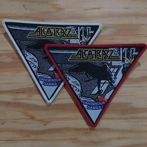 Alcatrazz Woven Patch