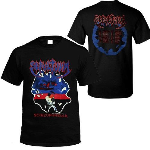 Sepultura Schizophrenia T-shirt