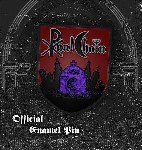Paul Chain Enamel Pin
