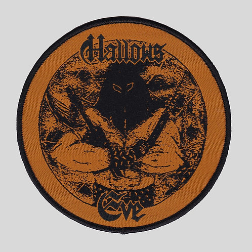 Hallows  Eve Woven Patch