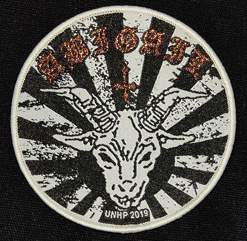 Abigail Woven Patch Official