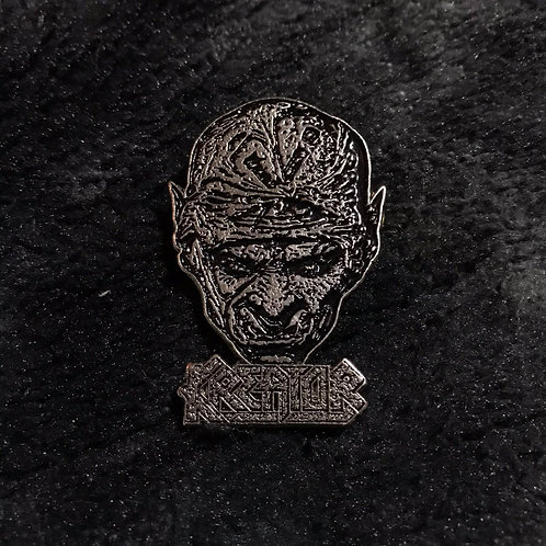 Kreator Metal Pin