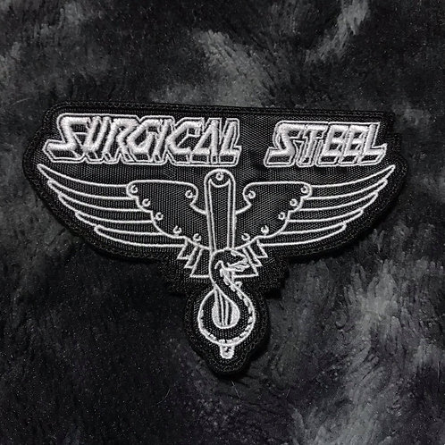 Surgical steel Patch