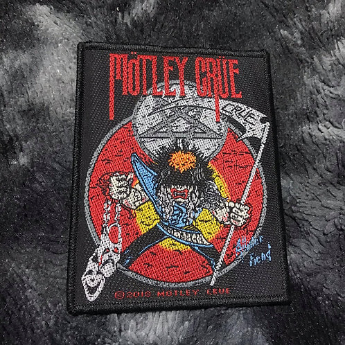 Motley Crue Official patch