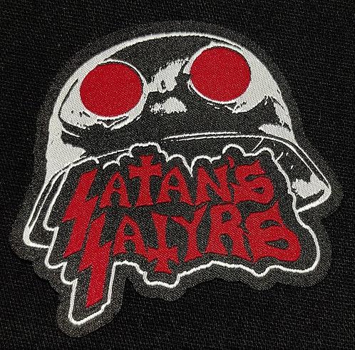 Satan's Satyrs Woven Patch