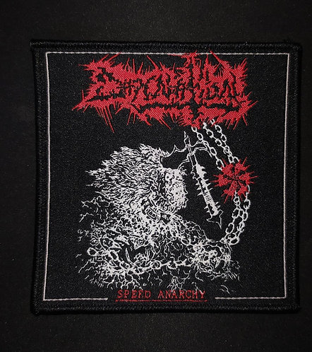 Damnation Woven Patch