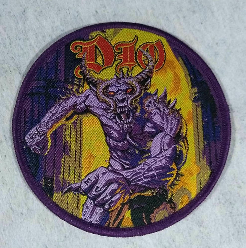 Dio Circle patch