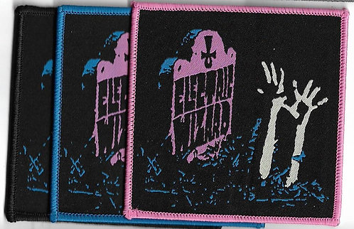 Electric Wizard Woven Patch