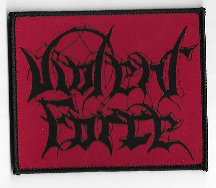 Violent Force Woven Patch