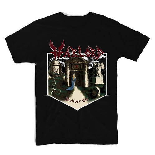 Warlord - Deliver Us -T-shirt